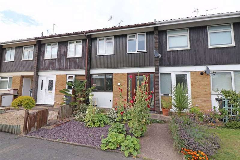 2 Bedrooms Terraced House for sale in Saltisford Gardens, Warwick, CV34