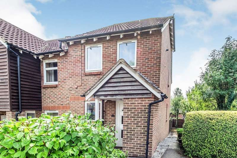 2 Bedrooms End Of Terrace House for sale in Grandsire Gardens, Hoo, Rochester, Kent, ME3