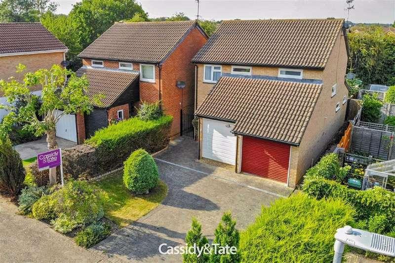 3 Bedrooms Property for sale in Craiglands, St. Albans, Hertfordshire - AL4 9AH