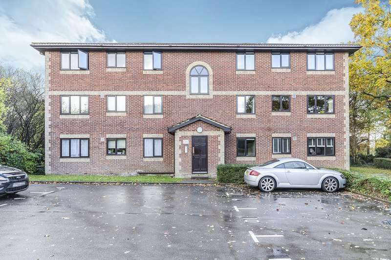 1 Bedroom Apartment Flat for sale in Barrow Down Gardens, Southampton, SO19