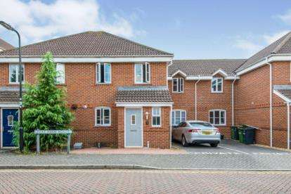 4 Bedrooms Terraced House for sale in Eastleigh, Hampshire