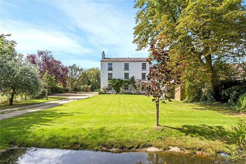 5 Bedrooms Detached House for sale in Welford Road, Long Marston, Long Marston, Stratford-Upon-Avon, CV37