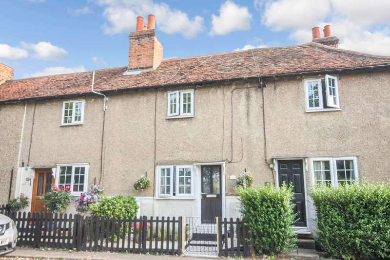 2 Bedrooms Terraced House for sale in Church Lane, Springfield