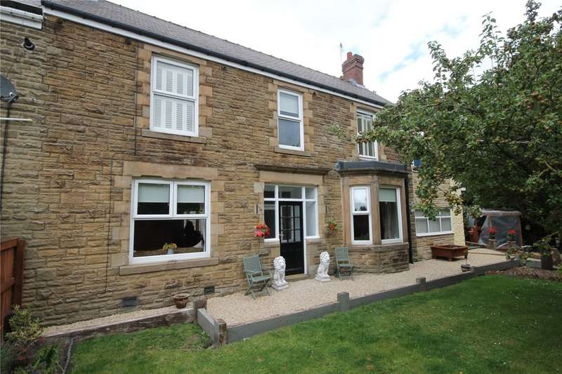 4 Bedrooms Semi Detached House for sale in Valley View, Leadgate, Consett, DH8