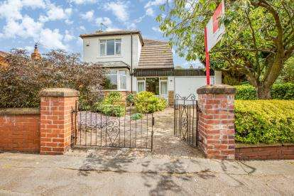 3 Bedrooms Detached House for sale in Crawford Avenue, Chorley, Lancashire