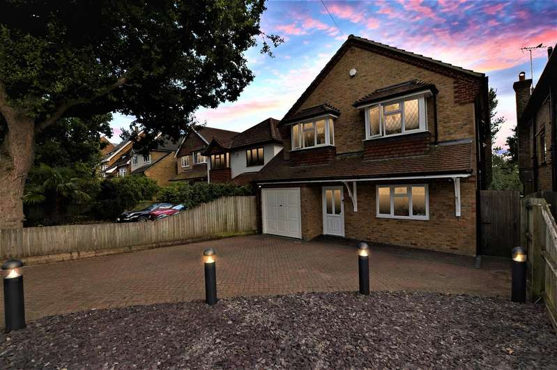 5 Bedrooms Detached House for sale in Southwell Road, Benfleet