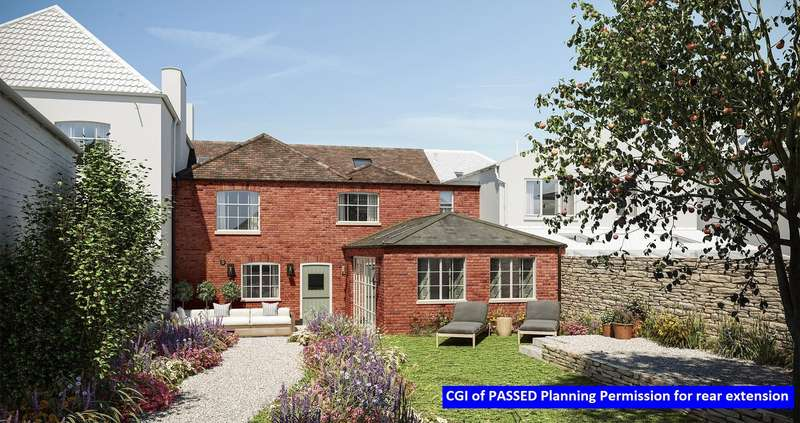 4 Bedrooms Cottage House for sale in High Street, Elstree