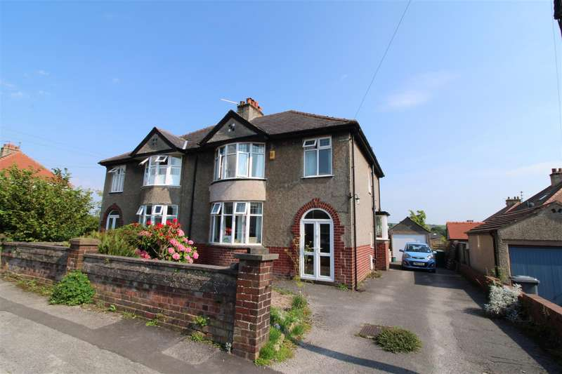 3 Bedrooms Semi Detached House for sale in Exeter Avenue, Lancaster