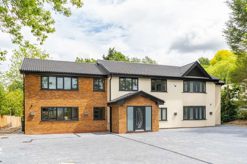 5 Bedrooms Detached House for sale in Poolhead Lane, Tanworth In Arden