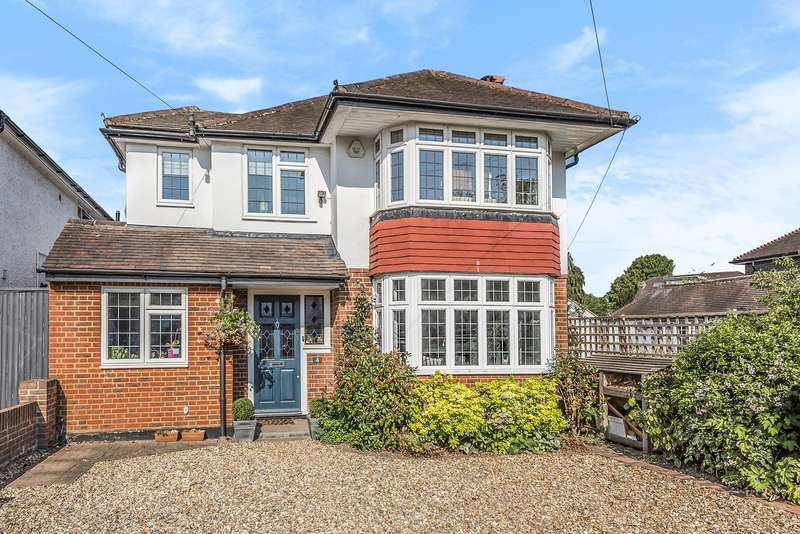 4 Bedrooms Detached House for sale in Ember Gardens, Thames Ditton, KT7