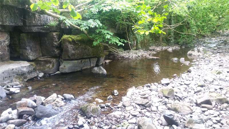 Land Commercial for sale in The Five Caves, Ystradfellte, Aberdare, Powys, CF44 9JG