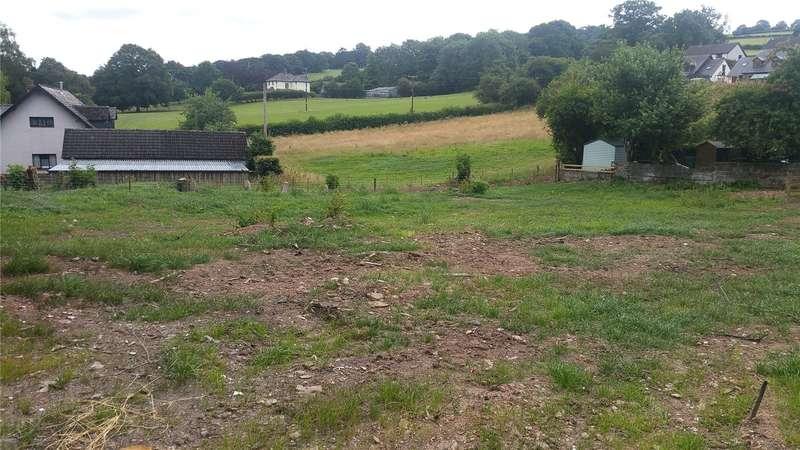 Land Commercial for sale in Erwood, Builth Wells, Powys, LD2 3PQ