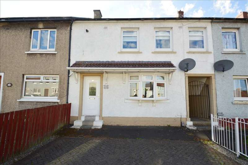 3 Bedrooms Terraced House for sale in Hazelwood Drive, Blantyre