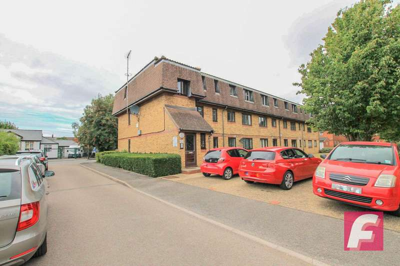 1 Bedroom Flat for sale in Southwold Road, Watford, WD24