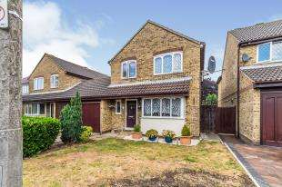 4 Bedrooms Detached House for sale in Jiniwin Road, Rochester, Kent, Uk