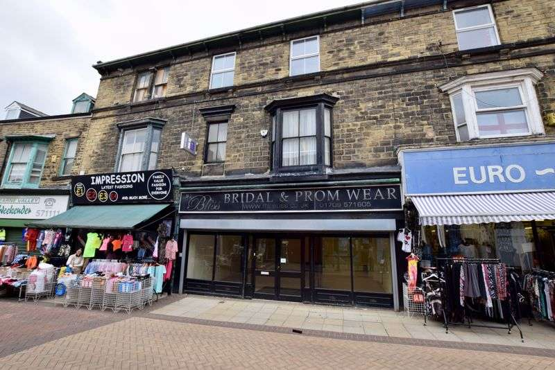 3 Bedrooms Property for rent in High Street, Mexborough,
