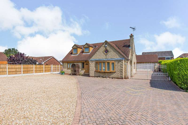 4 Bedrooms Detached Bungalow for sale in Spring Lane, Sprotbrough, DN5