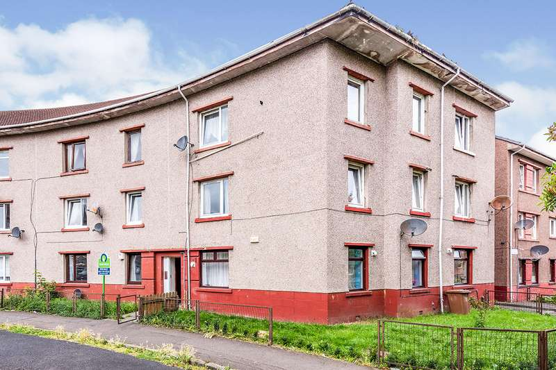 2 Bedrooms Flat for sale in West Pilton Rise, Edinburgh, EH4