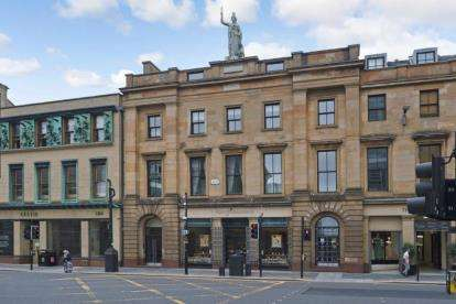 2 Bedrooms Flat for sale in Italian Centre, 176 Ingram Street, Merchant City, Glasgow