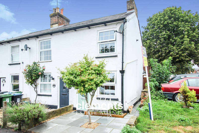2 Bedrooms End Of Terrace House for sale in Boxmoor, Hemel Hempstead