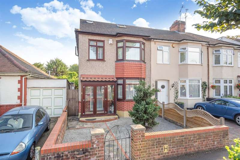 3 Bedrooms End Of Terrace House for sale in Cranham Road, Hornchurch, RM11 2AD
