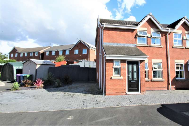3 Bedrooms Semi Detached House for sale in Stonefont Close, Walton, L9