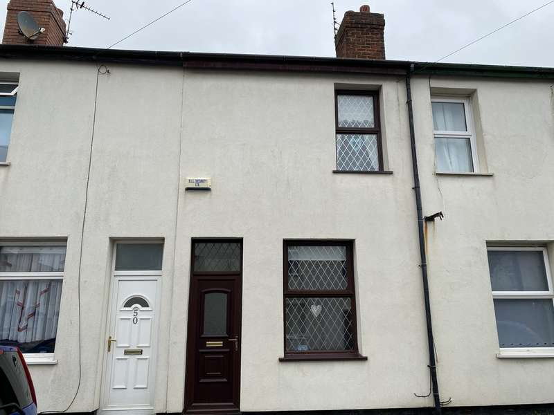 2 Bedrooms Terraced House for sale in Harrison Street, North Shore, Blackpool