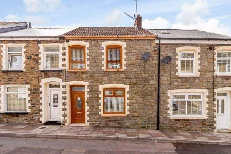 2 Bedrooms Property for sale in High Street, Abertillery