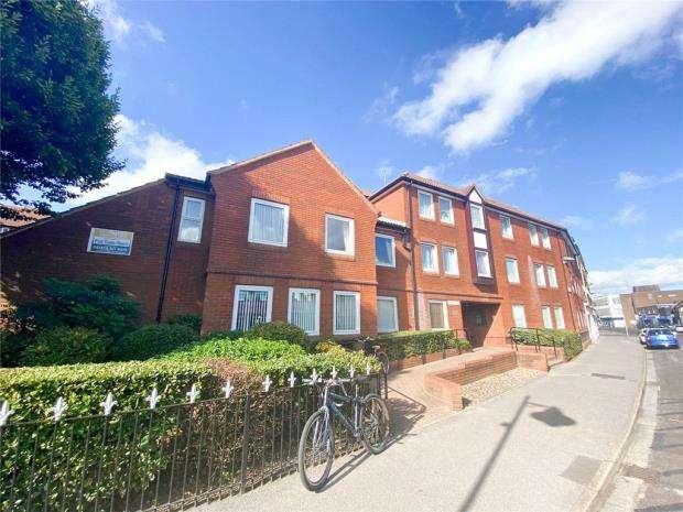 1 Bedroom Apartment Flat for sale in Homefort House, 82 Stoke Road, Gosport