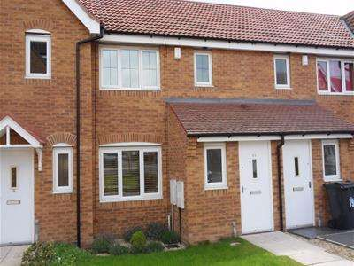 3 Bedrooms Town House for sale in 77 Kingfisher Drive, Wombwell, Barnsley