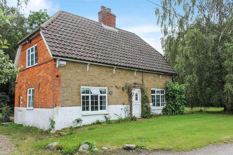 3 Bedrooms Detached House for sale in Northorpe Road, Halton Holegate, Spilsby, PE23 5NZ