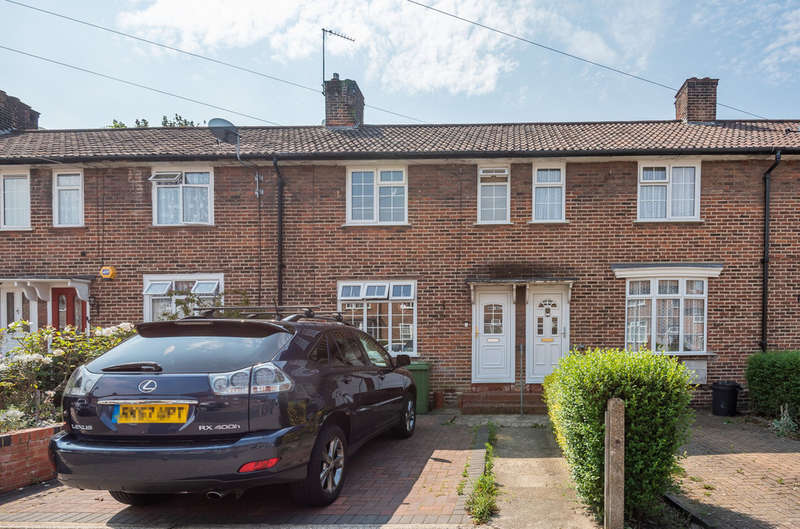2 Bedrooms Terraced House for sale in Ravensworth Road, London SE9