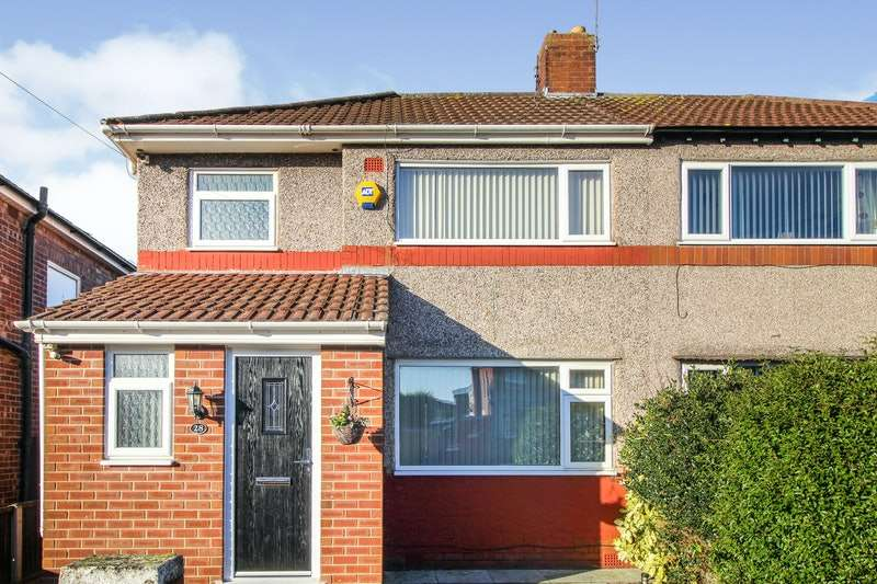 3 Bedrooms Semi Detached House for sale in Ashbourne Avenue, Netherton, Merseyside, L30