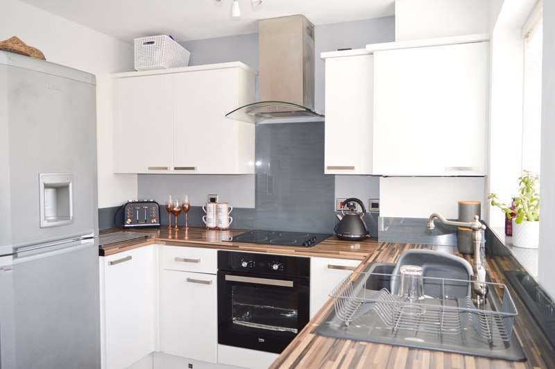 2 Bedrooms Terraced House for sale in Brockwood Close, Sheffield, South Yorkshire, S13
