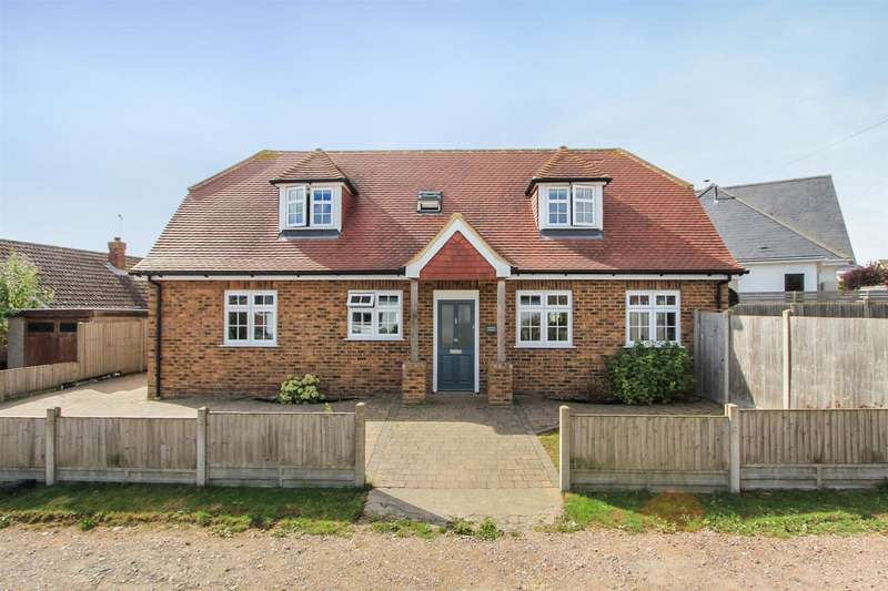 3 Bedrooms Detached House for sale in Ridgeway, Whitstable