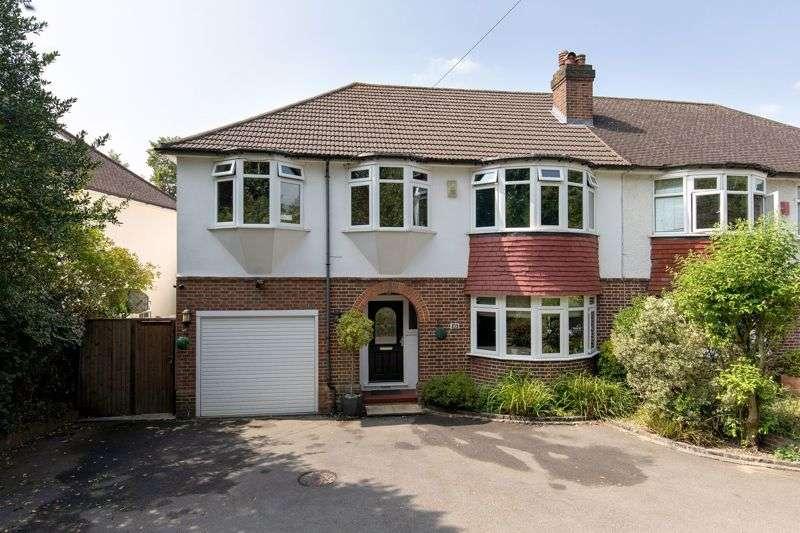 4 Bedrooms Property for sale in Clarence Road, Bickley, Bromley