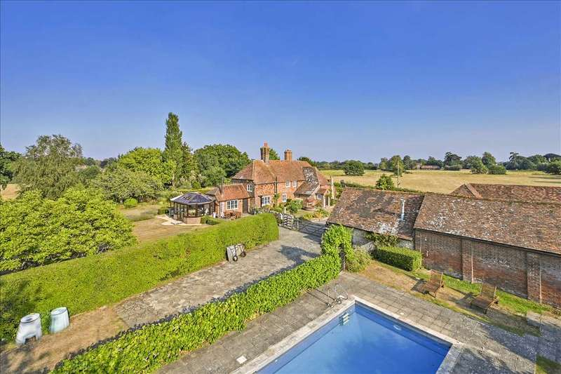 4 Bedrooms Country House Character Property for sale in Turners, West Street, Hothfield