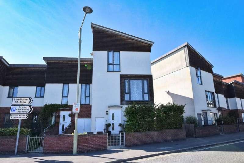 3 Bedrooms Town House for sale in Merton Rise , Basingstoke, RG24