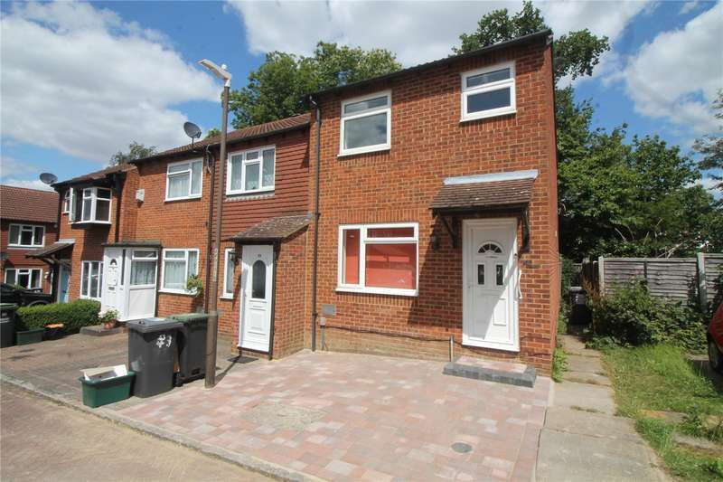 3 Bedrooms End Of Terrace House for sale in Woodbury Road, Chatham, Kent, ME5