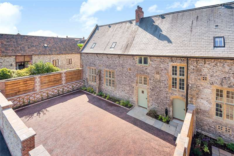 4 Bedrooms Semi Detached House for sale in St. Andrews Field, Chardstock, Axminster, Devon, EX13