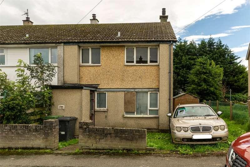 3 Bedrooms End Of Terrace House for sale in Ffordd Lligwy, Moelfre, Sir Ynys Mon, LL72