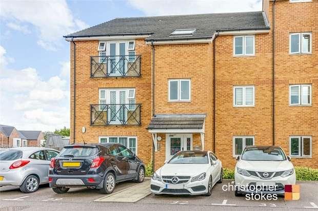 1 Bedroom Flat for sale in Gwendoline Court, Bryanstone Road, Waltham Cross, Hertfordshire