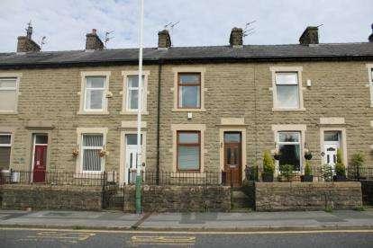 2 Bedrooms Terraced House for sale in Blackburn Road, Haslingden, Rossendale, Lancashire, BB4