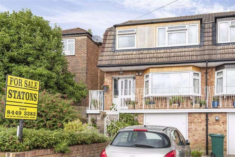 3 Bedrooms House for sale in Tudor Road, Barnet, Hertfordshire