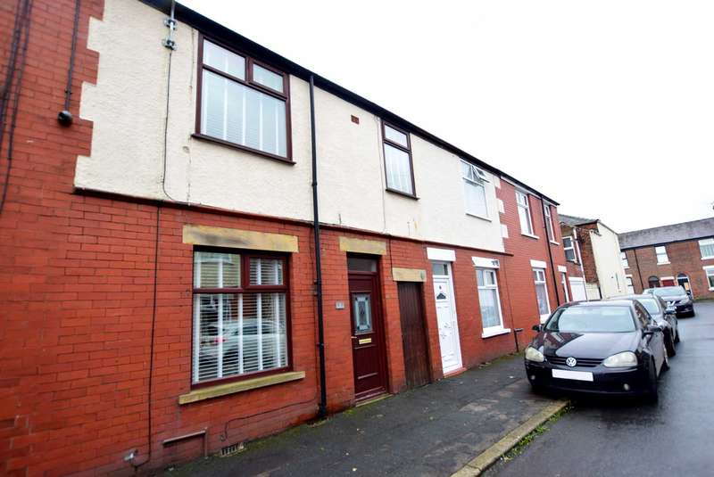 3 Bedrooms Terraced House for sale in Swarbrick Street, Kirkham, PR4 2DB