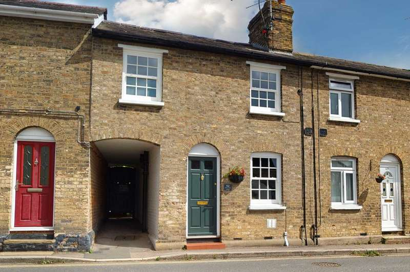 2 Bedrooms Terraced House for sale in Stoneham Street, Coggeshall