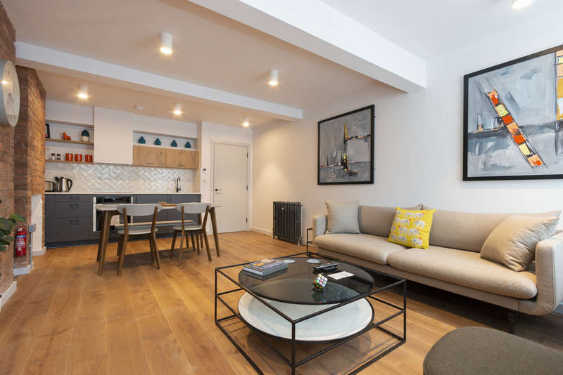 2 Bedrooms Flat for rent in The Clerkenwell Loft, Club Row, Shoreditch, E1