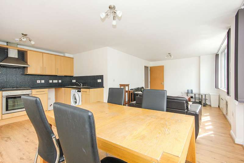 2 Bedrooms Apartment Flat for sale in Norvic House, 7 Hilton Street, Manchester, M4