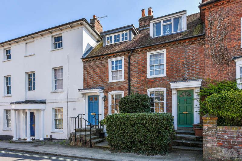 4 Bedrooms Terraced House for sale in Queen Street, Emsworth