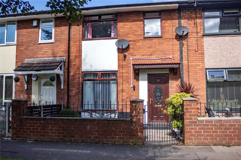 3 Bedrooms Terraced House for sale in Bradford Road, Ancoats, Manchester, M40
